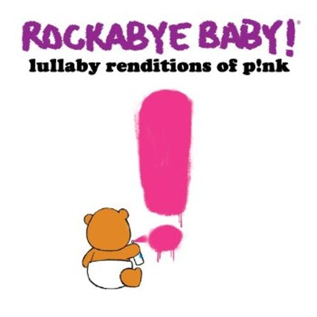 Rockabye Baby LULLABY RENDITIONS OF P!NK CD