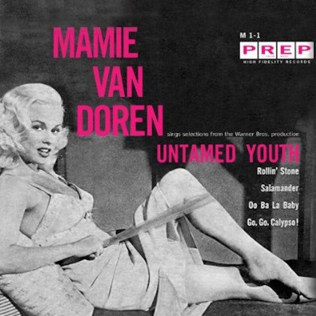 Mamie Van Doren UNTAMED YOUTH Vinyl Record