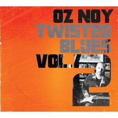 Oz Noy TWISTED BLUES VOL 2 CD