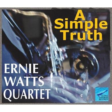 Ernie Watts SIMPLE TRUTH CD
