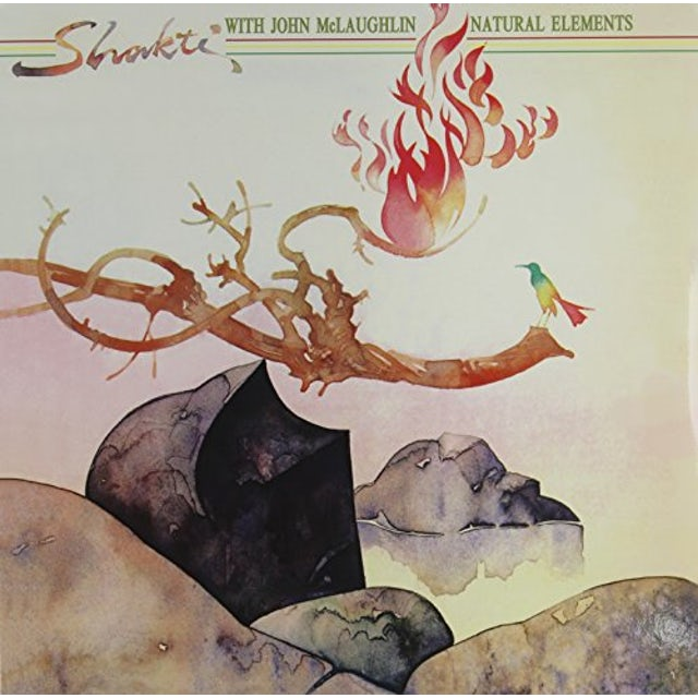 Shakti NATURAL ELEMENTS Vinyl Record