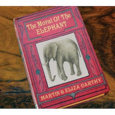 Martin Carthy MORAL OF THE ELEPHANT CD