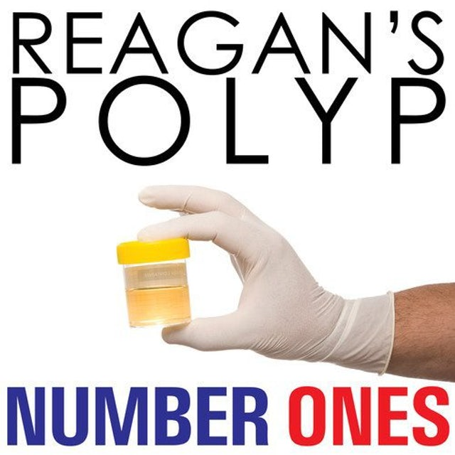 Reagans Polyp NUMBER ONES Vinyl Record