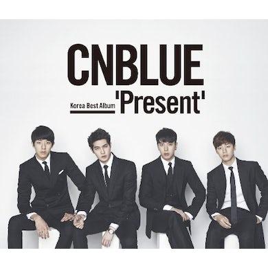 CNBLUE KOREA BEST ALBUM PRESENT CD