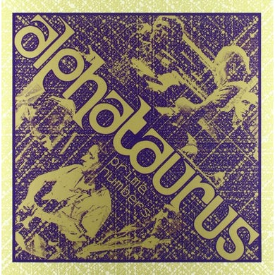 Alphataurus PRIME NUMBERS Vinyl Record
