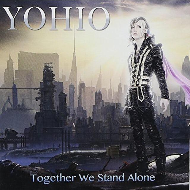 YOHIO TOGETHER WE STAND ALONE CD