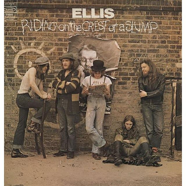 ELLIS RIDING ON THE CREST OF A SLUMP CD