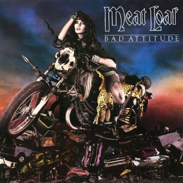 Meatloaf BAD ATTITUDE: 30TH ANNIVERSARY EDITION CD