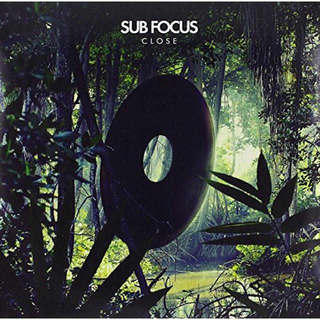 Sub Focus CLOSE Vinyl Record