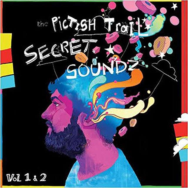 Pictish Trail 2-SECRET SOUNDZ 1 Vinyl Record