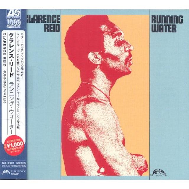 Clarence Reid RUNNING WATER CD