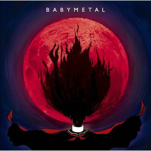 BABYMETAL HEADBANGEEERRR CD