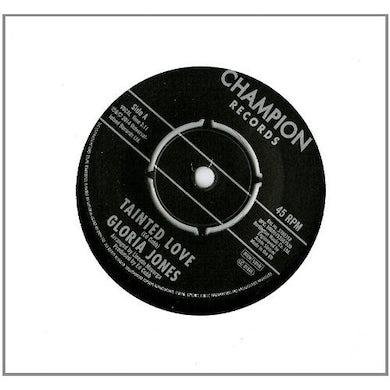 Gloria Jones TAINTED LOVE/COME GO WITH ME Vinyl Record - Italy Release