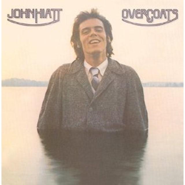 John Hiatt OVERCOAT CD