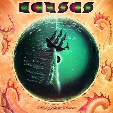 Kansas POINT OF KNOW RETURN Vinyl Record