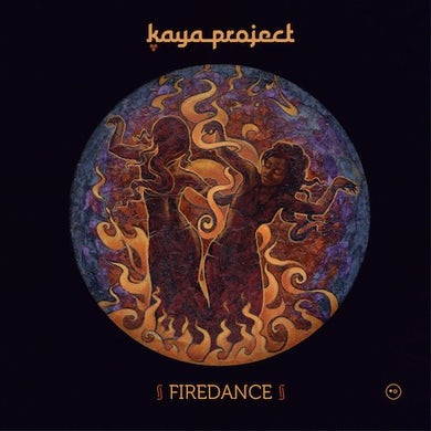 Kaya Project FIREDANCE CD