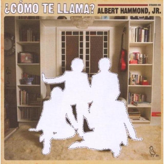 Albert Hammond Jr.  COMO TE LLAMA? Vinyl Record - UK Release