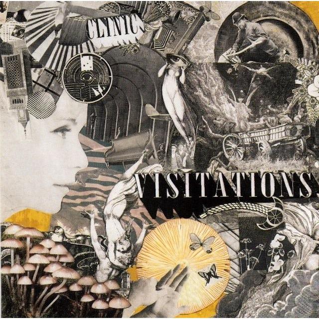 Clinic VISITATIONS Vinyl Record - UK Release