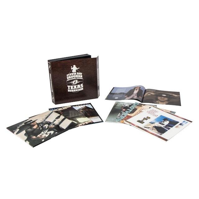 Stevie Ray Vaughan TEXAS HURRICANE Vinyl Record