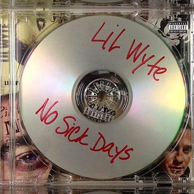 Lil Wyte NO SICK DAYS CD
