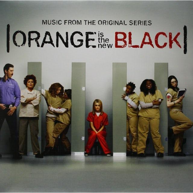 Orange Is The New Black / O.S.T. ORANGE IS THE NEW BLACK / Original Soundtrack Vinyl Record