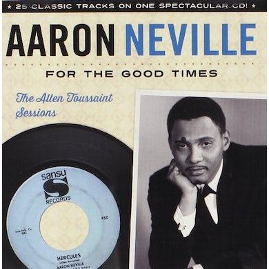Aaron Neville ALLEN TOUSSAINT SESSIONS CD
