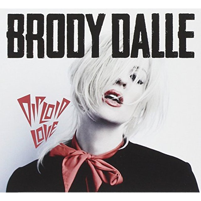 Brody Dalle DIPLOID LOVE CD