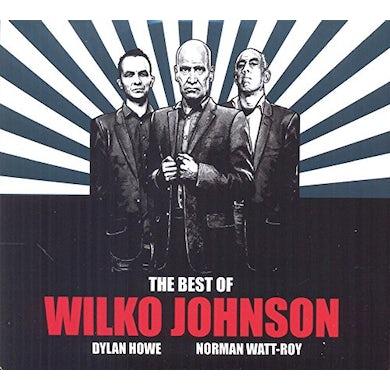 BEST OF WILKO JOHNSON CD