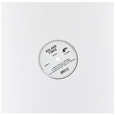Roland Tings WHO U LOVE Vinyl Record