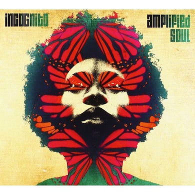 Incognito AMPLIFIED SOUL CD