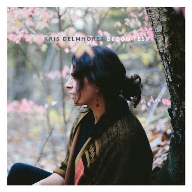 Kris Delmhorst BLOOD TEST CD