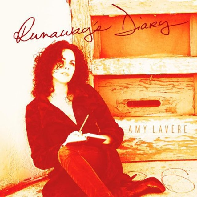 Amy Lavere RUNAWAY'S DIARY Vinyl Record