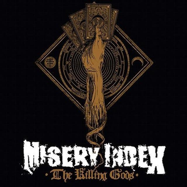 Misery Index KILLING GODS CD