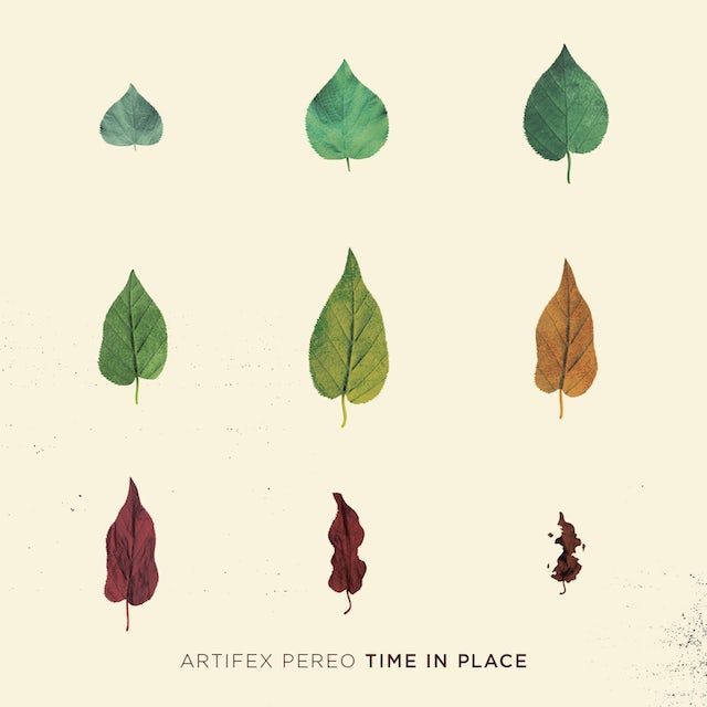 Artifex Pereo TIME IN PLACE CD