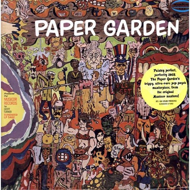 Paper Garden Vinyl Record