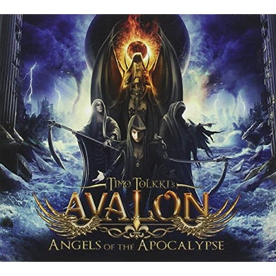 Timo Tolkki'S Avalon ANGELS OF THE APOCALYPSE CD