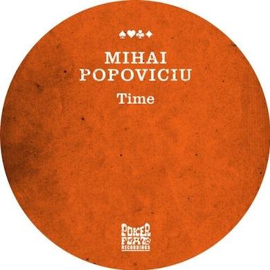 Mihai Popoviciu TIME Vinyl Record