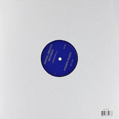 Donato Dozzy DIMENSIONS Vinyl Record