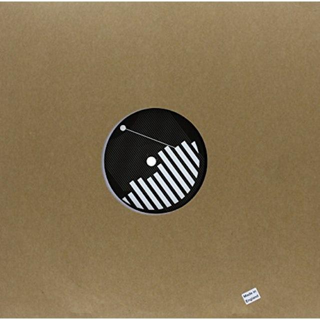 Gianni Amoroso RHYTHM IS ONLY ONE Vinyl Record