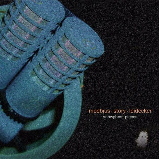 Moebius SNOWGHOST PIECES Vinyl Record