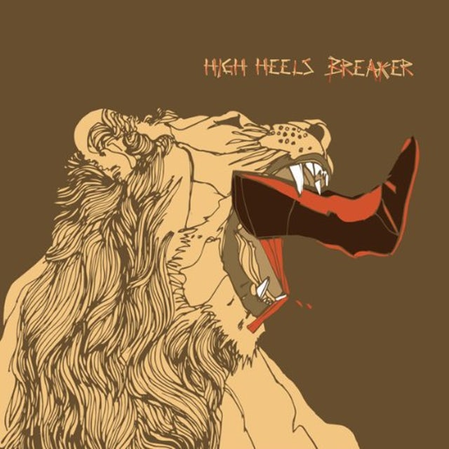 High Heels Breaker Vinyl Record