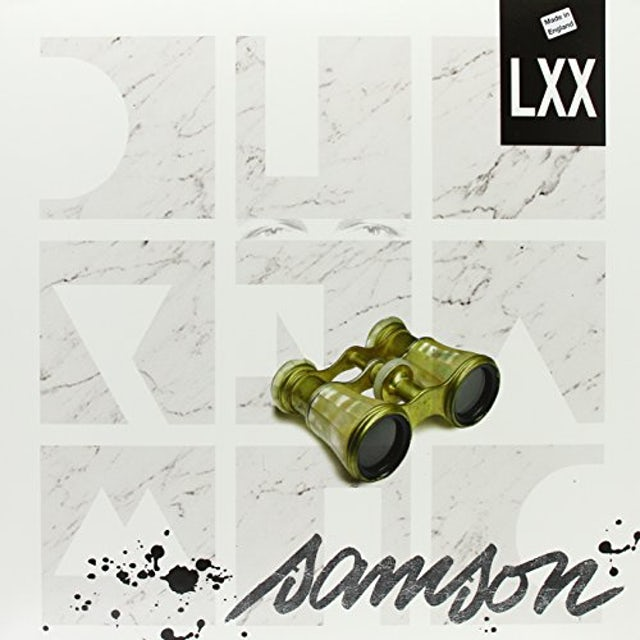 Solomun SAMSON Vinyl Record