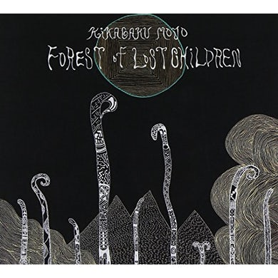 Kikagaku Moyo FOREST OF LOST CHILDREN CD