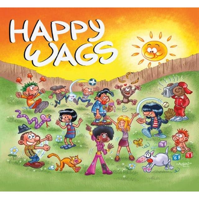 Happy Wags CD