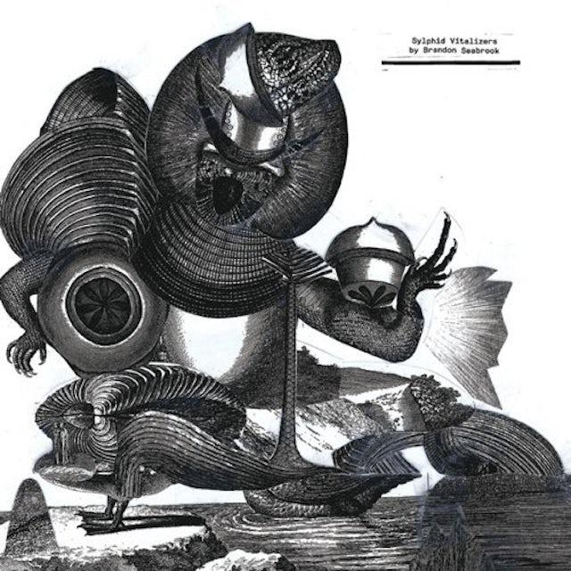 Brandon Seabrook SYLPHID VITALIZERS Vinyl Record