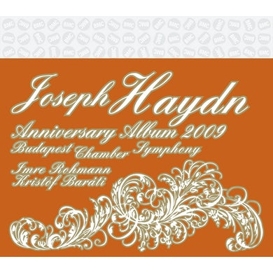 Haydn ANNIVERSARY ALBUM 2009 CD