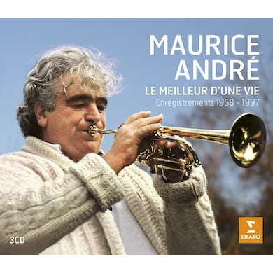 UNFORGETTABLE MAURICE ANDRE CD