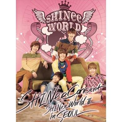 SHINEE THE 2ND CONCERT ALBUM CD