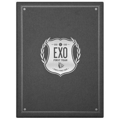 EXO S FIRST BOX CD