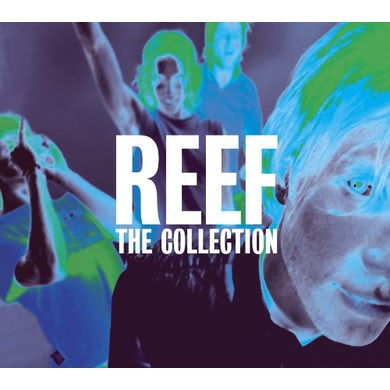 Reef COLLECTION CD
